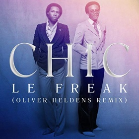 CHIC - LE FREAK (OLIVER HELDENS REMIX)